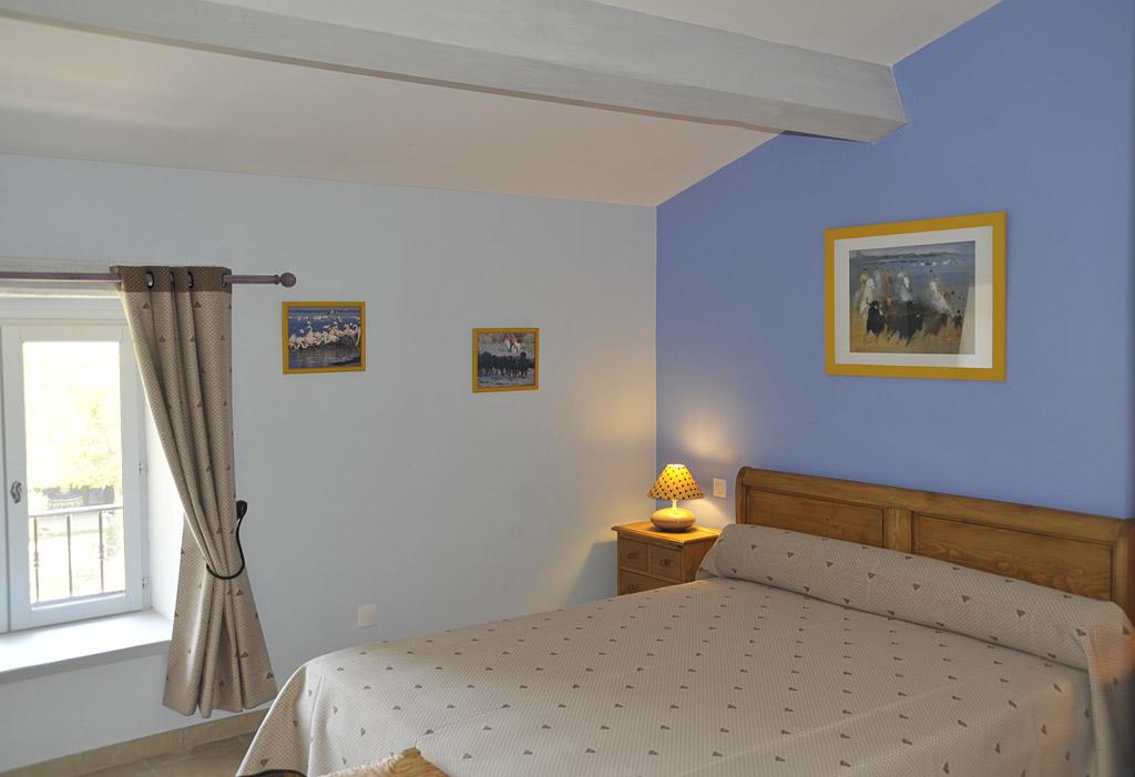 La chambre d'hôtes Camargue, La Grange de Mailhac, Barjac